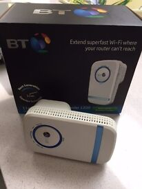 Dual Band Wi-Fi Extender 1200