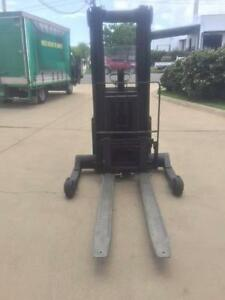 Crown SHR 5500 Electric Walk Behind Forklift Townsville Townsville City Preview