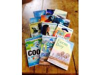 Micheal Morpego Children's Books. 12 Titles Including Warhorse