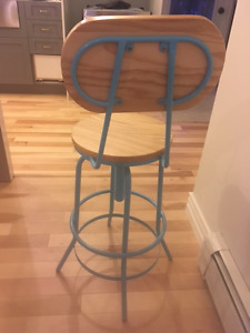 *Price reduced*Counter height swivel stools