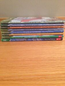 """Magic Tree House"" by Mary Pope Osborne (8 books available)"