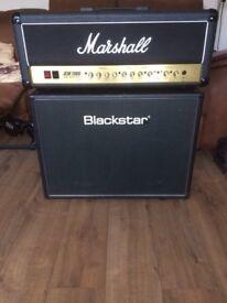 Marshall DSL all valve amplifier head