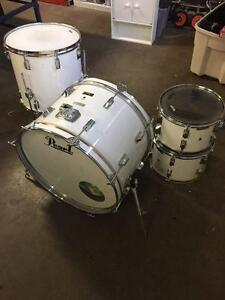 Vintage Pearl Drums (4 PC Shells, late 70s?)