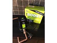 Salamander home boost kit. £175.