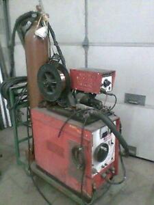 Welder Industrial 3 phase 600V