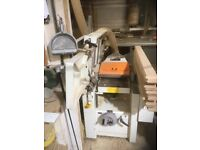 entire joinery shop machinery, panel saw ,planer thicknesser etc