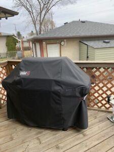 natural gas weber barbecue