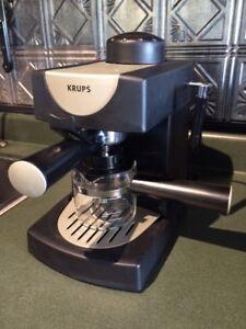 Krups Steam Espresso Maker FND1