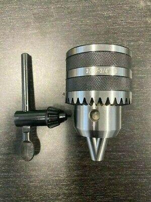 Brand New Jt3 Keyed Drill Chuck 316 - 34 Capacity Free Shipping