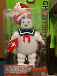 GHOSTBUSTERS STAY PUFT 6 INCH ACTION FIGURE ( LIGHTS UP )