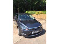 Ford Focus TDCi Titanium Automatic Powershift for sale.