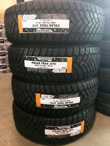 SET OF 4 NEW WINTER TIRES 255/55R18 1 YEAR FULL WARRANTY
