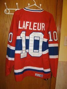 NHL JERSEY MONTREAL CANADIENS CHANDAIL DE HOCKEY LHN NEUF Lac-Saint-Jean Saguenay-Lac-Saint-Jean image 6