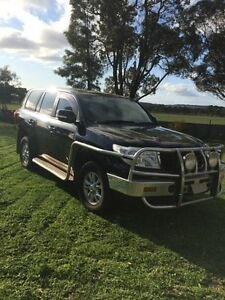 2012 Toyota LandCruiser Wagon Popanyinning Cuballing Area Preview
