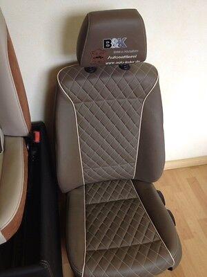 Auto Leder Toczek BMW Sitz conzept