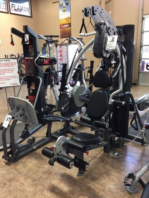 Floor model sale!! inspire fitness m3 multi gym with leg press