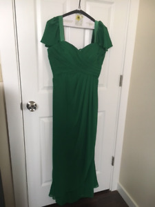 Ladies long party dress.