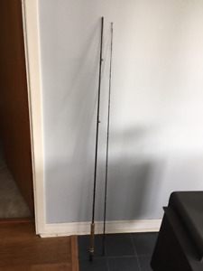 Graphite Fly Rod