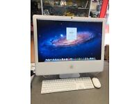"Imac 24"" Intel Core 2 Duo 2.1 Ghz, 4GB Ram, 500GB HDD, NVidia GeForce 7300GT Graphics £198"
