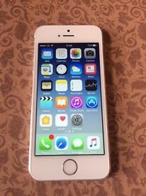 Iphone 5c White & Gold 16GB EE