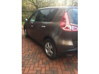Renault Scenic Dynamique TomTom 1.5D 2 owners 47000miles only
