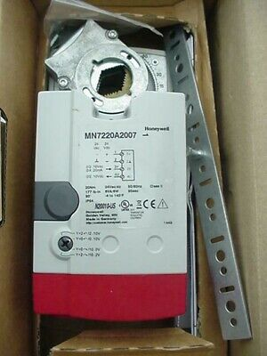 Honeywell Mn7220a2007 Damper Actuator Ships On The Same Day Purchase