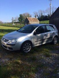 2006 VW Golf 1.6 *low mileage*
