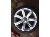 Audi Alloy wheel (1)