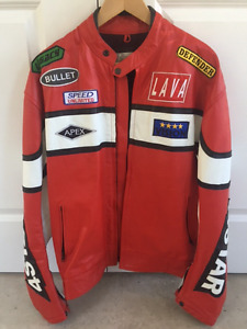 Motorcycle/Fashionable Leather Jacket