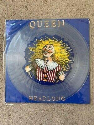 Queen vinyl collection and memorabilia