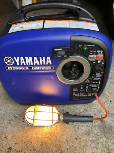 Yamaha Generator - EF2000is