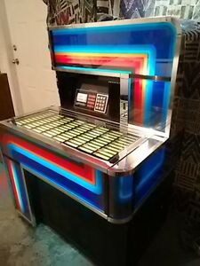jukebox juke box