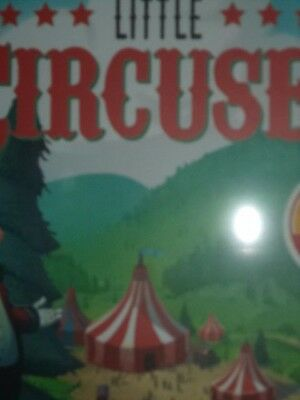 Little Kids Board Games (Little Circuses - IDW Games Board Game)