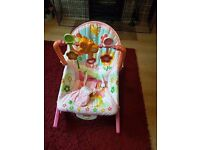 Newborn - toddler rocker NEW PRICE