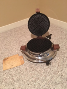 Collectable Waffle maker