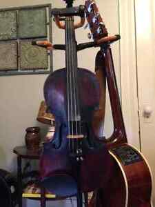 Great Sounding Fiddle With Deep Tones - $497 OBO !!