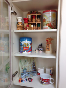 Everything shown in the Cupboard!
