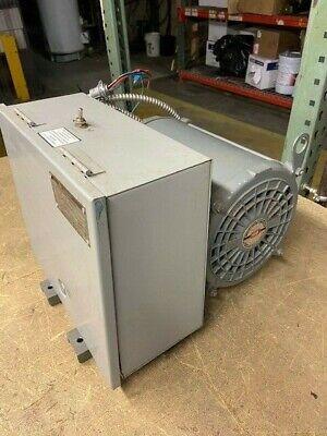 Cedarburg Rotary Phase Converter Model No. 50 - 5 Hp 20 Amp