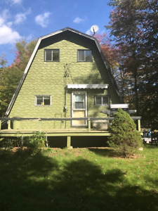 Lake Torment Lakefront Cottage SOLD on PAT