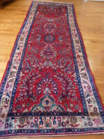 AUTHENTIC HAND KNOTTED LILIHAN PERSIAN RUG, Reduced