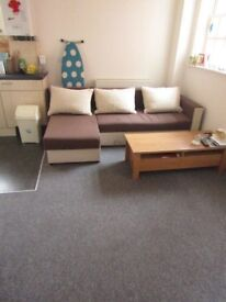 Modern 2 bedroom Bridgwater Town Centre Part-furnished flat/apartment 2 bathrooms Hinkley Morrisons