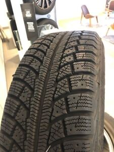 VOLVO XC90 WINTER WHEELS AND TIRES (BRAND NEW)