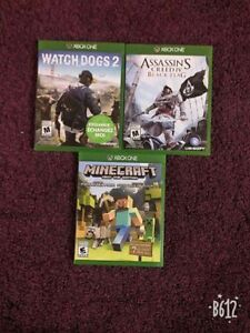 Xbox One GAMES!!!!!!