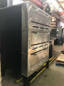 Garland pizza oven G48P, natural gas *90 day warranty