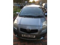 Toyota Yaris. Low Mileage.. Quick Sale..