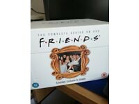 Friends complete dvd box set