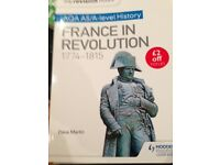 France in Revolution 1774-1815, AQA AS/A level History