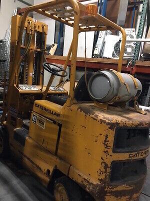 Caterpillar T50b Forklift For Sale