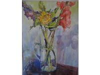 Original Framed Watercolour Painting by Sarah Gardner