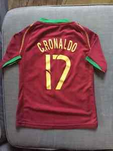 Like new Ronaldo Portugal jersey 2T Kitchener / Waterloo Kitchener Area image 1